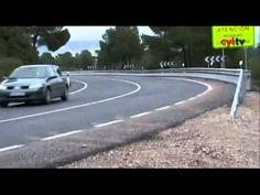 ▶ León, la provincia de España com más puntos negros en su red de carreteras - YouTube