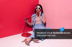 How To Promote Your Fashion Brand Through Twitter Social Media Updates, Fashion Brand, Womens Fashion, Social Media Marketing, Promotion, Twitter, Feminism, Fashion Dresses, Instagram