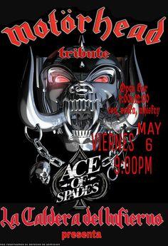 Ace of Spades: Motorhead Tribute #sondeaquipr #aceofspades #lacaldera #riopiedras #sanjuan #motorhead