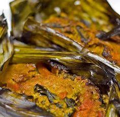 Egg Recipes Fish Pepes #indonesiacuisine #cuisine #food #IndonesiaRecipes