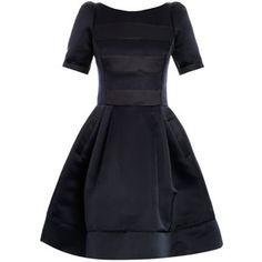 Suzannah Full Skirted Fifties Dress
