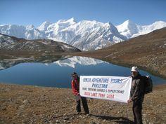 Adventure Treks, Hunza Valley, Himalayan, Trekking, Touring, Lush, Fields, Pakistan, Mount Everest