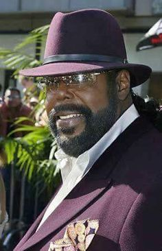 R.I.P. Barry E. Carter (1944-2003) aka Barry White, The Maestro