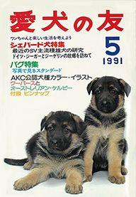 愛犬の友 1991年5月号