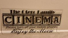 Cinema-Theatre-customized-sign-home-movie-theater-vinyl-wall-decor-mural-decal