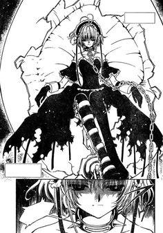 Tsubasa RESERVoir CHRoNiCLE ~ Sakura -Infinity dress-