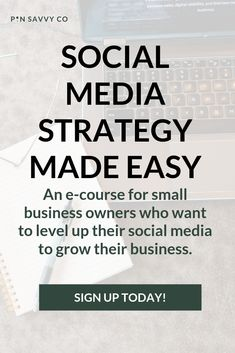Social Media Strategy Made Easy is an online course designed to help new and budding business owners and solopreneurs gain confidence and understanding in managing their social media by developing an effective strategy. This course teach them to grow thei Education Degree, Mba Degree, Education College, Online Marketing, Social Media Marketing, Importance Of Time Management, Creating Passive Income, How To Gain Confidence, Business Goals