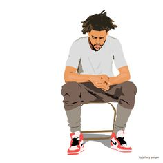 "J Cole type beat ""Side Story"" by K-Plane Beats Arte Hip Hop, Hip Hop Art, Big Sean, Trey Songz, Rita Ora, Nicki Minaj, J Cole Art, Ryan Gosling, Trill Art"
