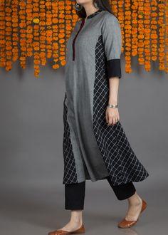 Hire Designer Dresses - Rent a Cocktail Dress Salwar Designs, Kurti Neck Designs, Kurta Designs Women, Kurti Designs Party Wear, Blouse Designs, Kurti Patterns, Crochet Patterns, Indian Designer Suits, Embroidery Fashion