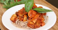 Recipe: Meat-Free Mushroom Bolognese