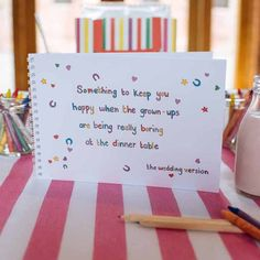 Childrens Wedding Activity Pack Ideas Best Ers