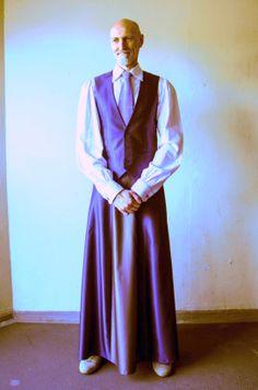 075 Kilts, Men Looks, My Outfit, Men Dress, Dress Skirt, Nice Dresses, Looks Great, Dressing, Menswear