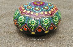 Get 15% using STONES15 coupon code at checkout! Magic Carpet - Mandala Stone While we walk on the Gran Canarian beaches, we select stones that...