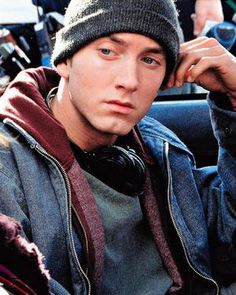 Eminem,also known as marshall mathers,best rapper alive,so much respect for him