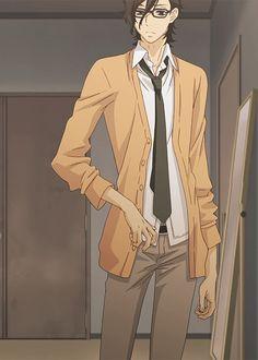 Anime Guys Say I Love You - Yamato. yummy, Yamato is so cute. love how he treats Mae. getting so into this anime - Boys Anime, Hot Anime Guys, Manga Boy, I Love Anime, Awesome Anime, Me Me Me Anime, Avatar Forum, Yamato Kurosawa, Say I Love You