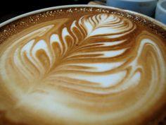 Como hacer Decoraciones con espuma de café ☕️