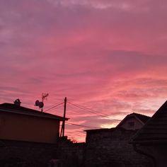 Színek  #sunset #nightsky #beautiful #budapest #colors #nofilter #instago #eszterslife