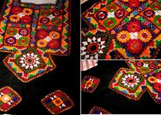 Sindhi embroidery...