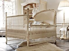 Amazing cot. Love this nursery.