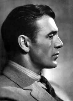 Gary Cooper. The handsomest man who ever lived, ever