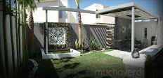#muroverde #suculentas #patio #design #vertical garden Arq . Jorge Ordoñez