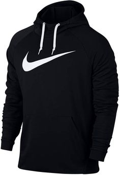 Nike Men's Pull-Over Dri-FIT Swoosh Hoodie Source by ShopStyle clothing Nike Hoodies For Men, Cool Hoodies, Nike Pullover, Vapor Max Nike, Polo Nike, Nike Clothes Mens, Nike Outfits For Men, Workout Clothes For Men, Men Clothes