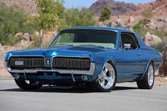 1967 mercury cougar for sale on ebay - Google Search