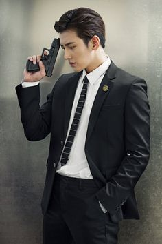 Ji Chang-wook will meet his fans through musical this time . Ji Chang-wook, who emerged as an A-list actor through KBS Monday & Tuesday drama, 'Healer', is back to the onstage performance for musical 'The Days' starting March Hot Korean Guys, Korean Men, Asian Men, Asian Actors, Korean Actors, Korean Celebrities, Celebs, Ji Chang Wook Healer, Yoo Ah In