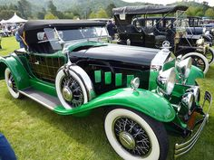 1930 Willys-Knight Plaidside 2...