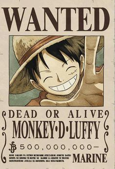 Poster One Piece Mokey D Luffy Recompensa Cartel Se … – Wallpapers Sites One Piece Manga, One Piece Ex, One Piece Luffy, Monkey D Luffy, Manga Anime, Anime One, Me Me Me Anime, Anime Stuff, Nico Robin