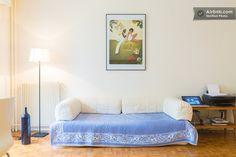 A cosy, sunny large 1 bedroom flat (65m2) with terrasse in Paris downtown