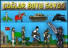 Caglar Boyu Savas Oyunu En Guzel Ve En Yeni Savas Oyunlari Korsan Oyun Da
