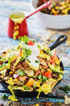 ... Nachos Supreme on Pinterest | Nachos, Nacho Recipes and Nacho Grande
