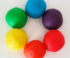 Easy DIY Play doh recipe without cream of tartar and no cooking. Make the best playdough creations with no cream of tartar and cook free that kids wil...