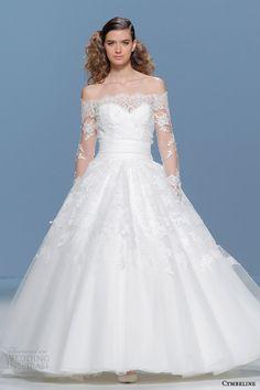 Cymbeline 2015 #Wedding Dresses   Wedding Inspirasi #weddingdress #weddings #bridal See more at: http://www.weddinginspirasi.com/2014/08/11/cymbeline-bridal-2015-wedding-dresses/