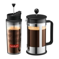 Bodum Kenya Set Coffee Maker And Travel Press Tea Makers French