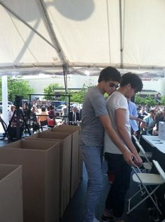 Let's all remember I was there and saw this Lilo moment in person <3