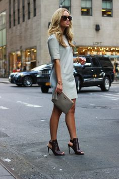 GiGi New York | Style Cusp Fashion Blog | Stone All In One Clutch