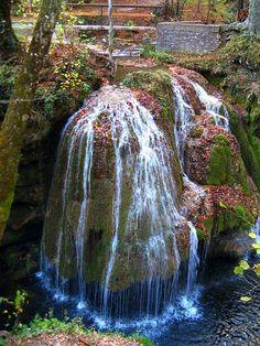 Cascada Bigăr, Valea Minişului, Munţii Aninei. Doar in Romania. #cascadabigar