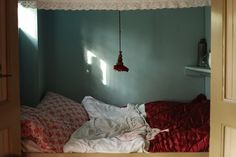 Moon to Moon: Hibernation: Cosy bedroom nooks....