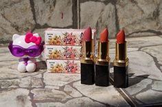 Maquiagem é mara: Batons Coleção Just Lia para a Tracta