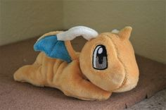 Beanie Dragonite Plush · Folly Lolly · Online Store Powered by Storenvy