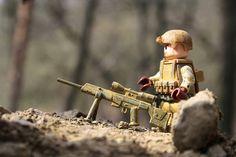 Lego modern combat sniper