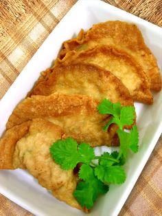 Fried Dumplings - It looks delicious!