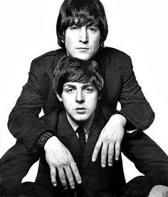 Paul McCartney & John Lennon