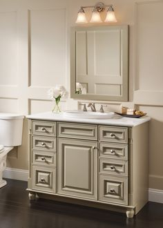 Virtu Usa Caroline Estate 60 Inch Grey Square Double Sink Italian White Carrara Marble Vanity