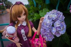 Mirai Suenaga Smart Doll by sakurai_pikachu