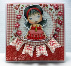La-La Land Crafts Inspiration and Tutorial Blog: June 2015 NEW RELEASE SHOWCASE Day 5 - Introducing Molli!
