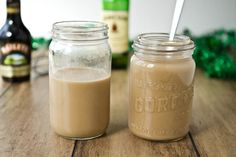 Make vegan Baileys Irish Cream to sip on for the holidays with this festive drink recipe.
