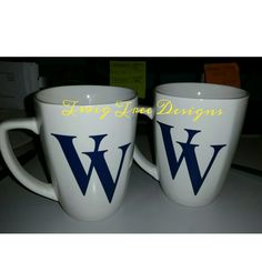 Valley View Spartan mugs, love these